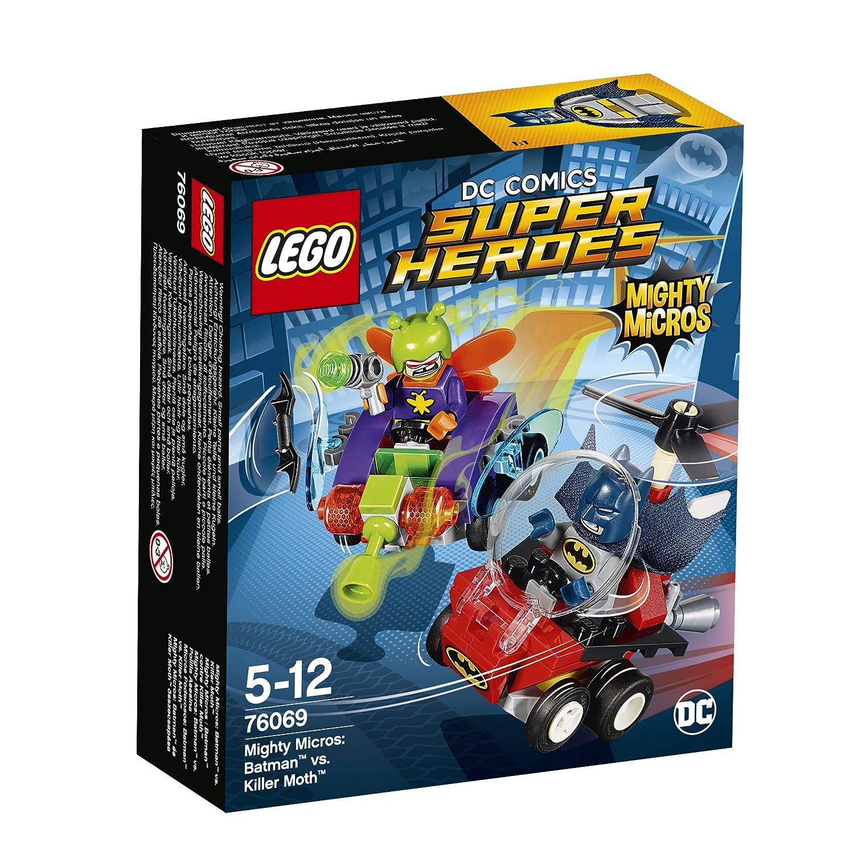 Free Post! Lego Minifigure BATMAN Series 2 Exc Con Killer Moth