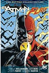 Batman/The Flash: The Button Deluxe Edition (Batman (2016-)) Kindle Edition