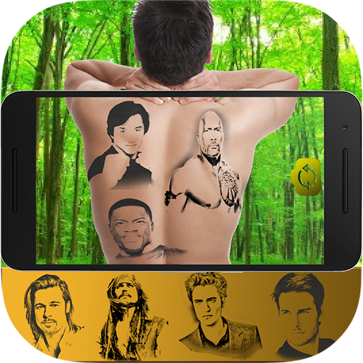 Celebrity Camera Tattoo ()