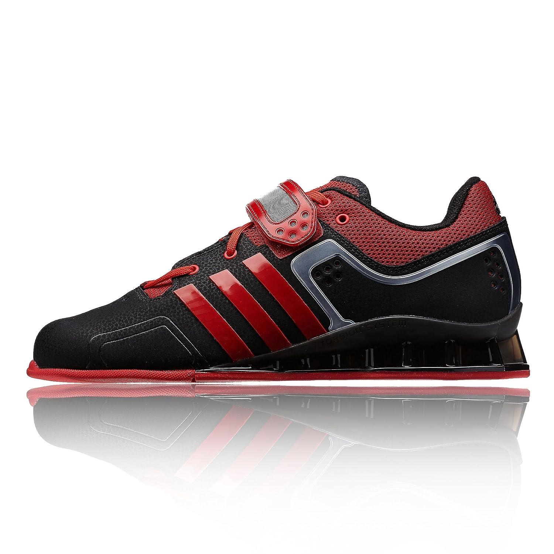adidas Adipower Unisex-Erwachsene Hallenschuhe  39 1/3 EU|Black