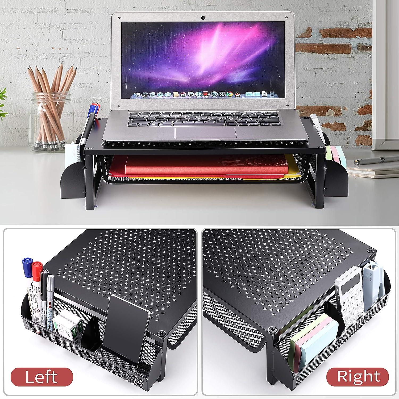 home office computer riser