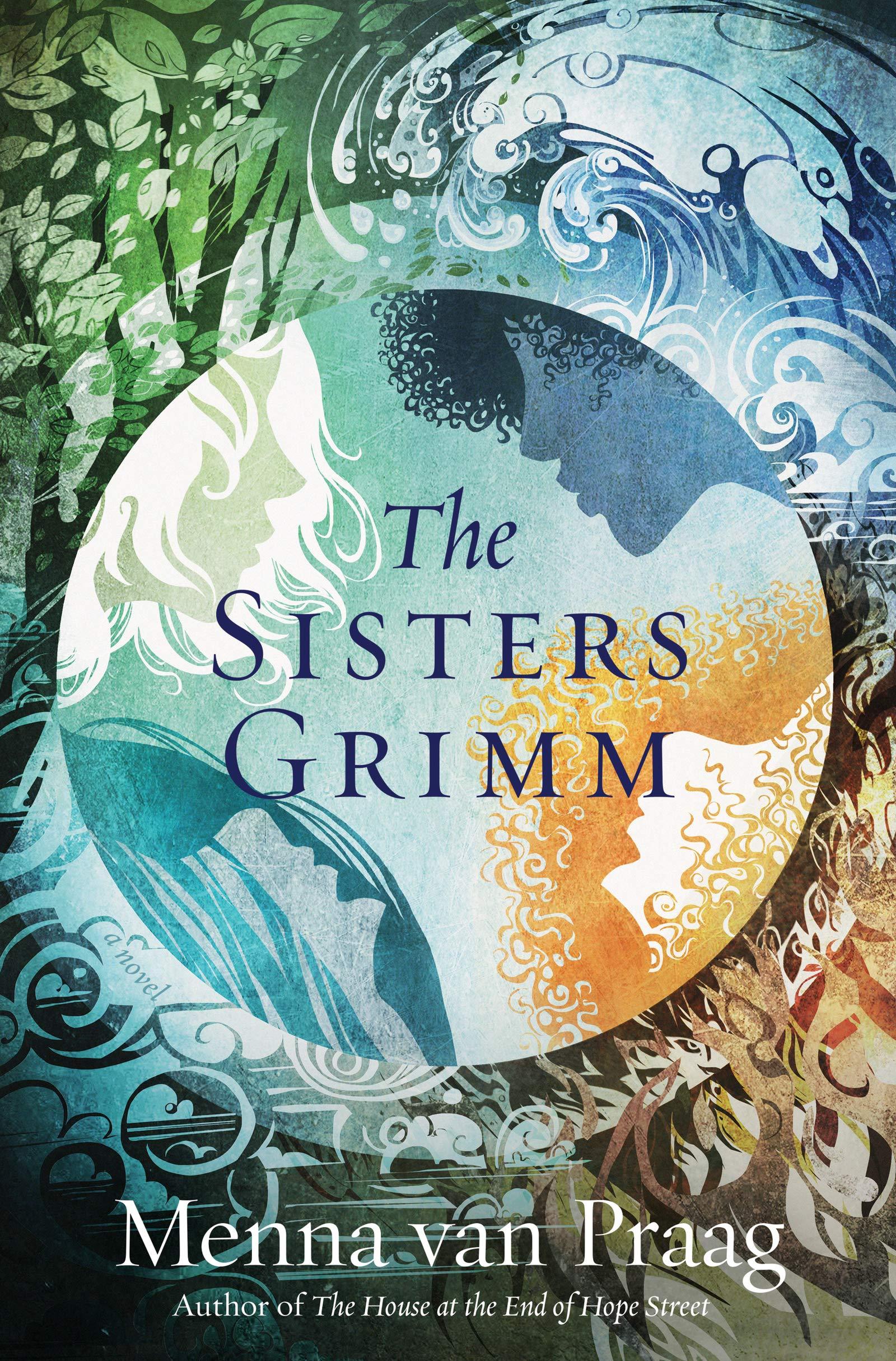 Image result for the sisters grimm menna van praag