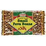 Ziyad Fava Beans, Small, 16 Ounce (Pack of 12)