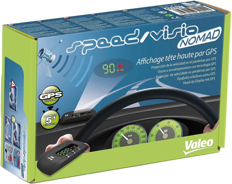Valeo 632051 - Velocímetro de GPS con proyector para el Parabrisas ...