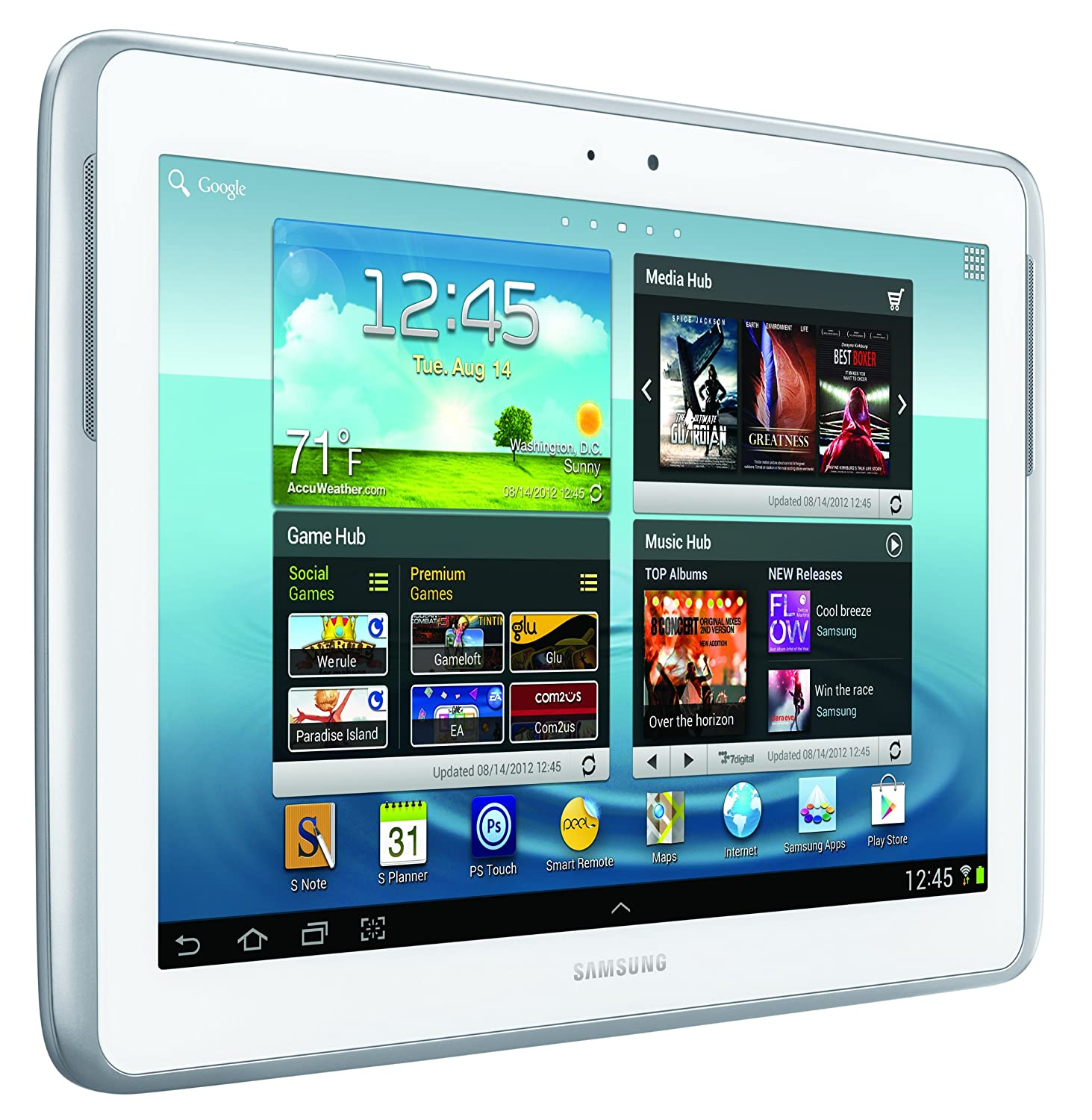 Amazon.com: Samsung Galaxy Note 10.1 batería ...