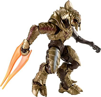 Amazon.com: Halo UNSC Arbiter figura, 6.5