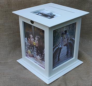 Amazoncom Wedding Card Box Rotating The Perfect Card Box in