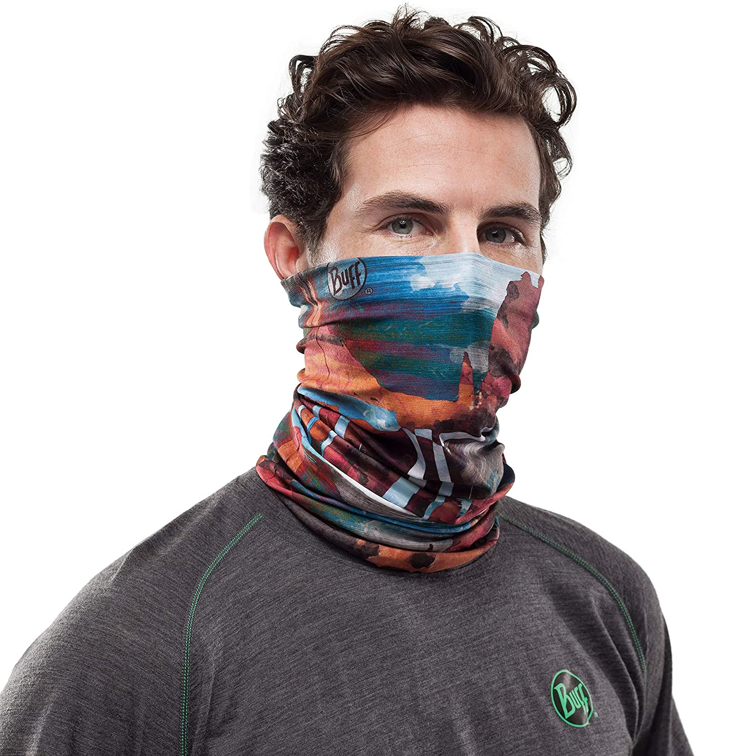 Buff Coolnet Uv mit Insect Shield Multifunktionstuch