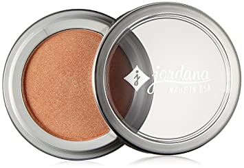 Amazon.com : Jordana Powder Blush Pot 02 Bronze : Face Blushes ...