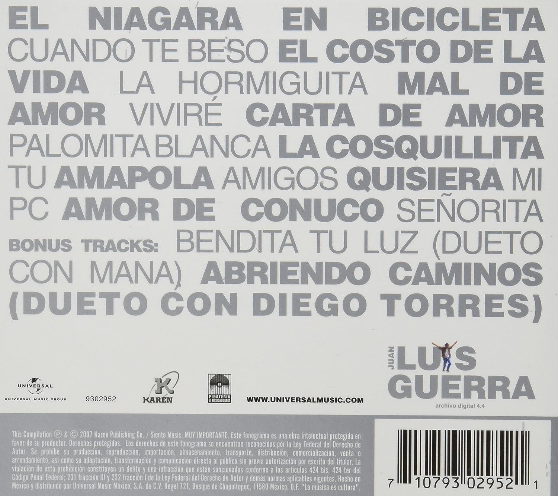 Archivo Digital 4.4: Juan Luis Guerra Y 4:40: Amazon.es: Música