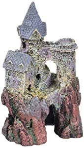 Penn Plax Mythical Magic Castles Aquarium Ornament