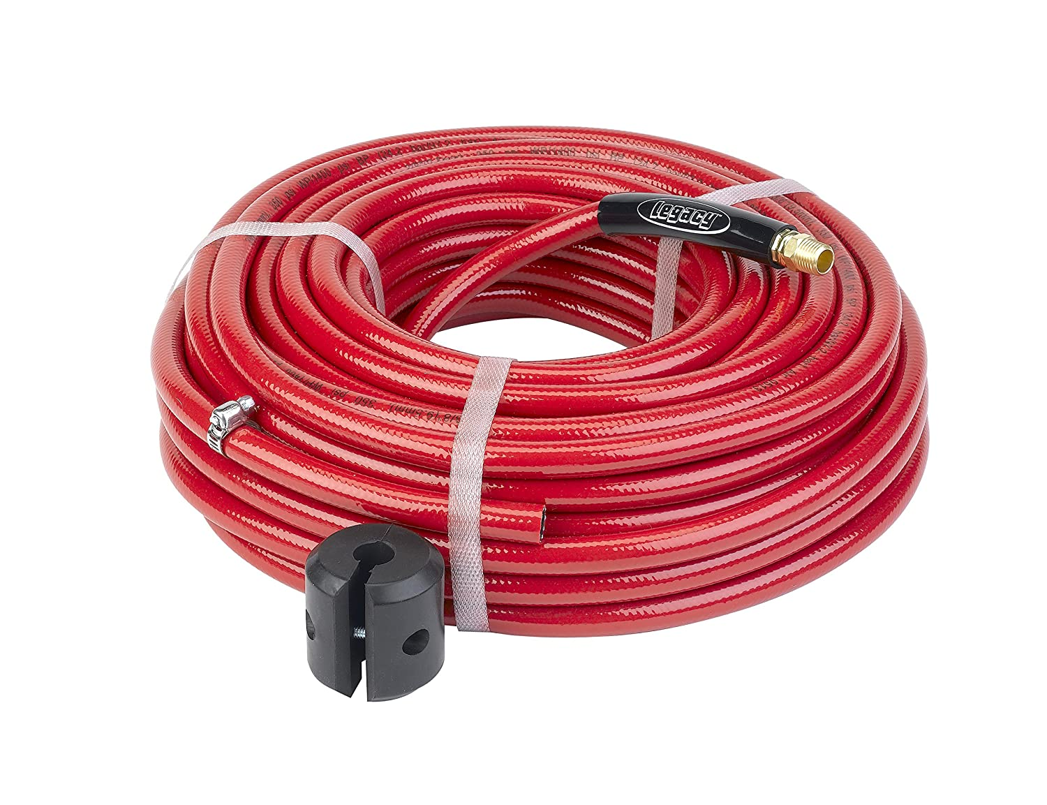 Red Legacy Manufacturing Legacy RP005006 Replacement PVC Hose for L8306 Air Hose Reel 3//8-Inch X 75-Feet