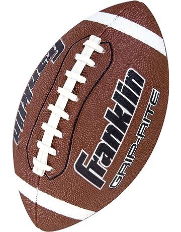 Franklin Sports Grip-Rite Junior Football — Fun Youth-Size Football for Kids   51b9e9c72