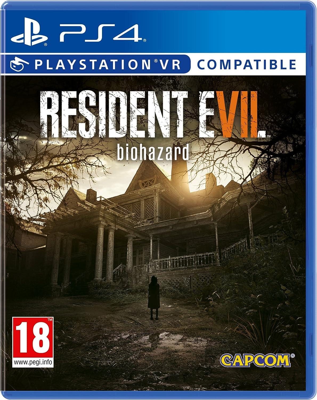 Resident Evil 7 Biohazard [PSVR Compatible]: Amazon.es: Videojuegos