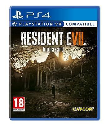 Amazon Com Resident Evil 7 Biohazard Ps4 Psvr Video Games