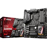 MSI Z370 GAMING M5 Enthusiast Intel Coffee Lake LGA 1151 VR Ready 64GB DDR4 SLI ATX Motherboard