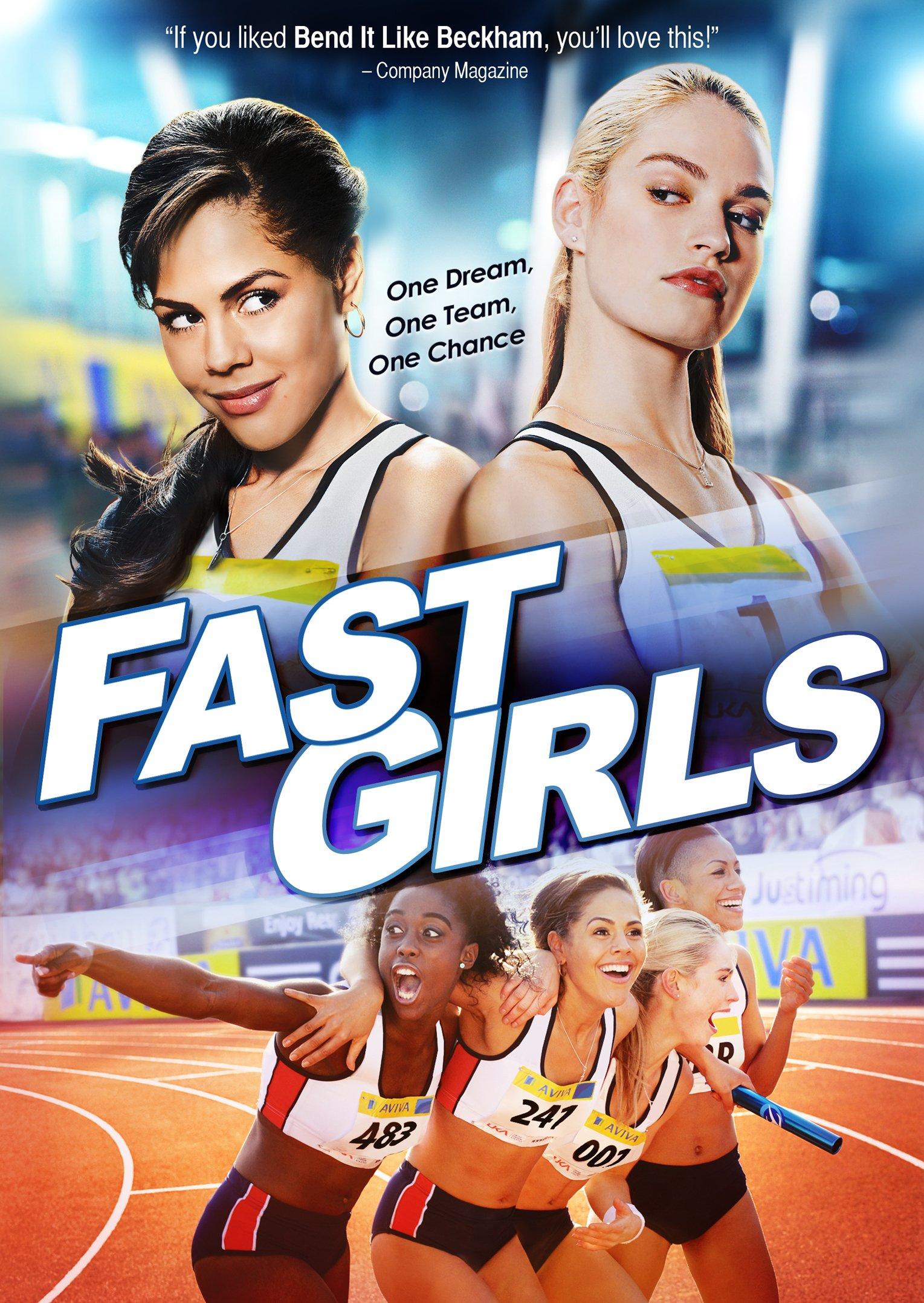 DVD : Fast Girls (DVD)