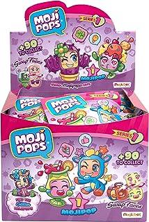 1 Story Magic Box Toys Muñecos TV Mojipops Series 1 Swap Faces 2 Moji Pops