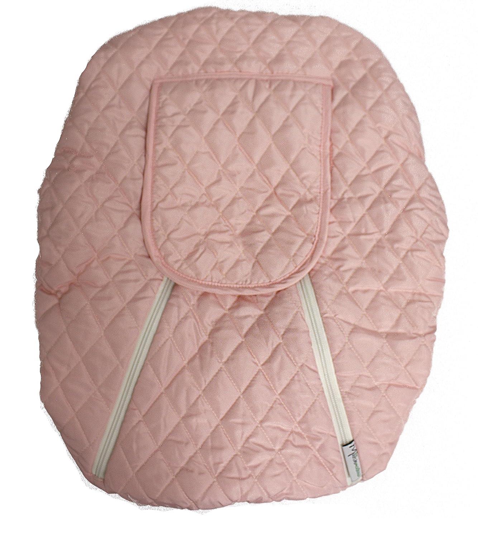 Mint Marshmallow Baby Car Seat Cover, Pink Mint Marshamallow MIM012