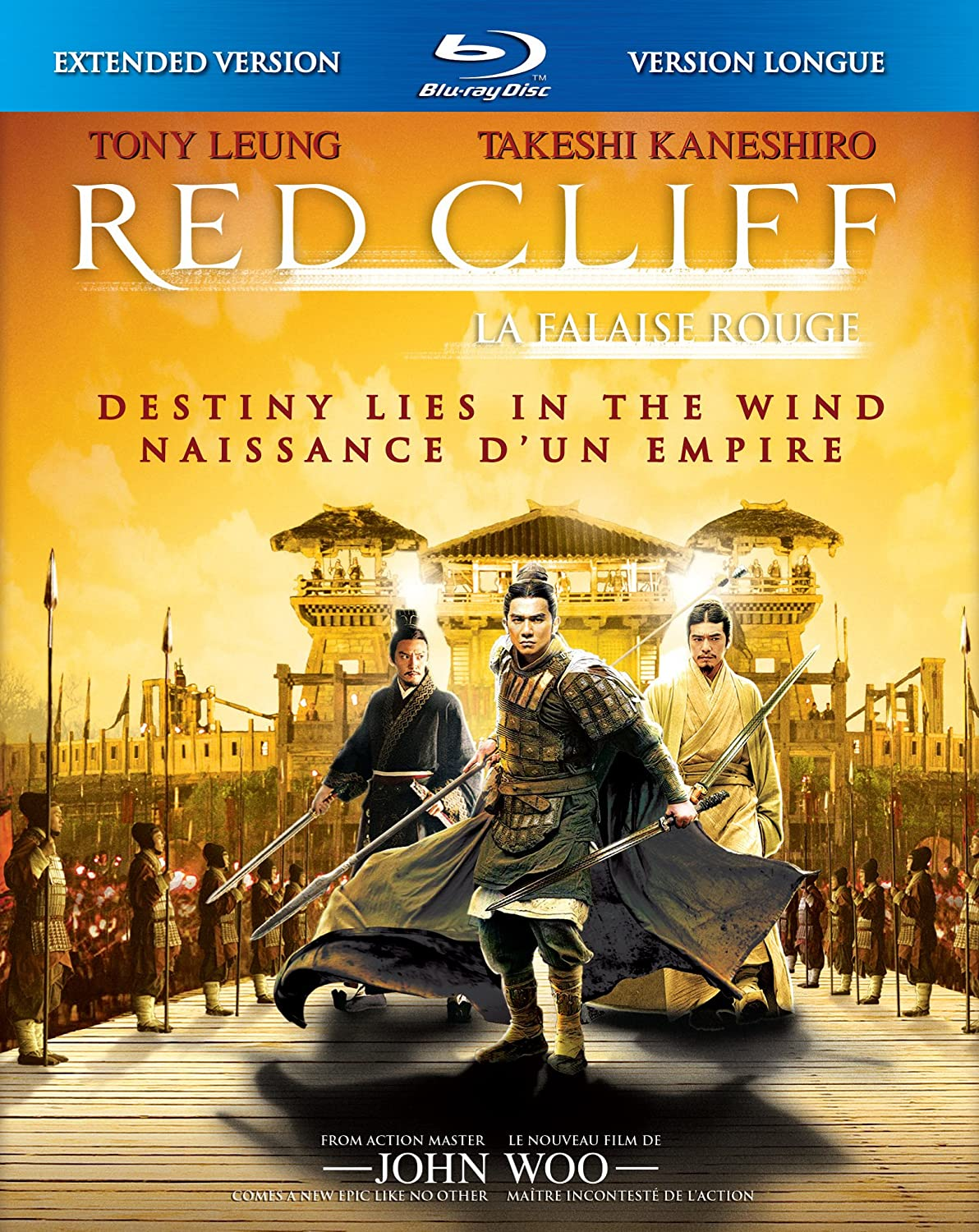 Red Cliff (Extended Version) [Blu-ray] (Sous-titres français) Seville Pictures Action & Adventure