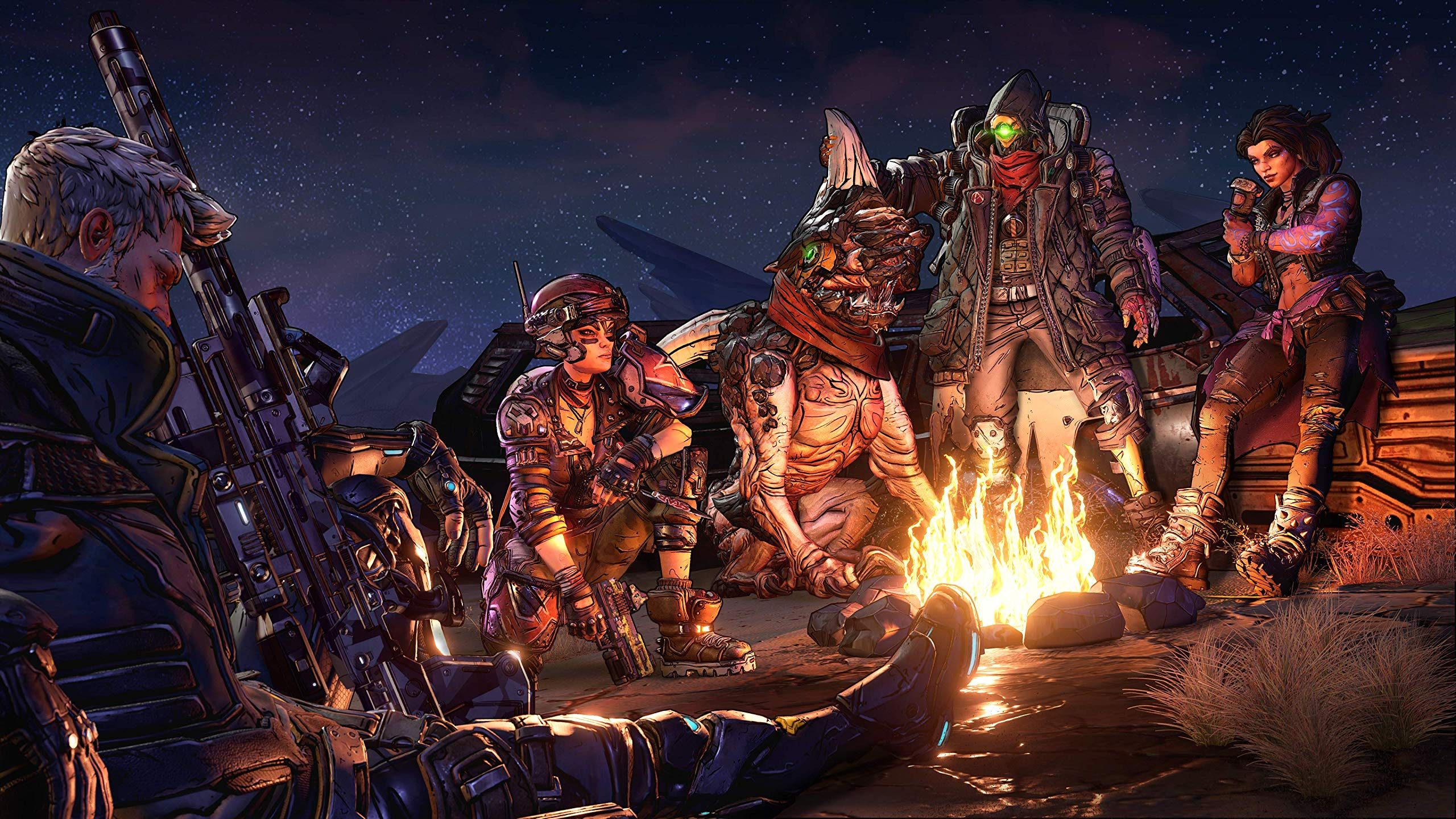Borderlands 3 Super Deluxe Edition - Xbox One by 2K (Image #8)