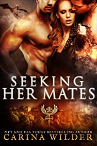 Seeking Her Mates: A Paranormal Dragon Shifter Romance (Alpha Seekers Book 2)