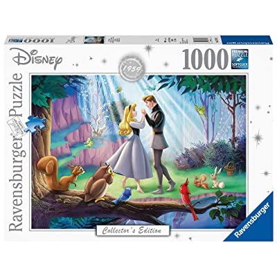 Ravensburger 13974 Disney Collector's Edition Sleeping Beauty 1000pc Jigsaw Puzzle,: Toys & Games