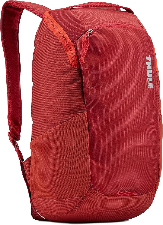 Thule EnRoute Mochila de 14L, Unisex, Rojo, 44 cm: Amazon.es: Deportes y aire libre
