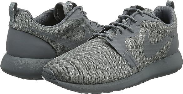 Nike Roshe One HYP, Zapatillas de Running para Hombre, Gris/Negro (Cool Grey/Cool Grey-Black), 38.5 EU: Amazon.es: Zapatos y complementos