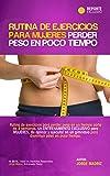 Rutina de ejercicios para mujeres perder peso en poco tiempo. Rutina de Gimnasio para Adelgazar en 4 semanas para Chicas: Pierde peso en 4 semanas. Entrenamiento Exclusivo para mujeres.