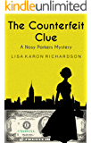 The Counterfeit Clue (Nosy Parkers Mysteries Book 1)