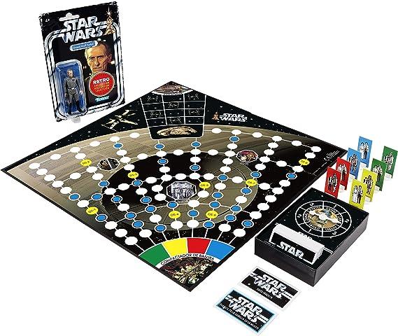 Hasbro Star Wars Retro Game-Escape de la Estrella de la Muerte, multicolor (5010993640041): Amazon.es: Juguetes y juegos