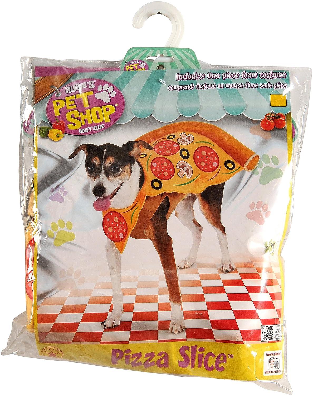 amazon com pizza slice pet suit small pet supplies