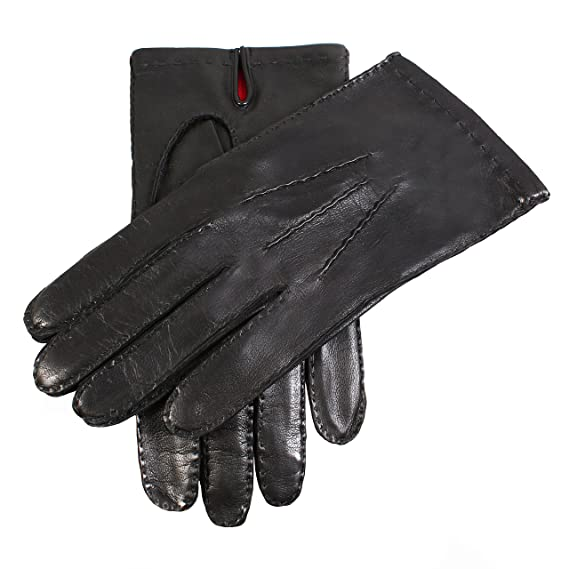 582f5586e Dents Men's Silk Lined Leather Gloves: Amazon.co.uk: Clothing