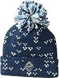MLS Vancouver Whitecaps Women's Fan Wear Cuffed Pom Knit Beanie, One Size, Blue