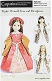 "Pattern for Tudor Dress - fits 18"" American Girl Dolls"