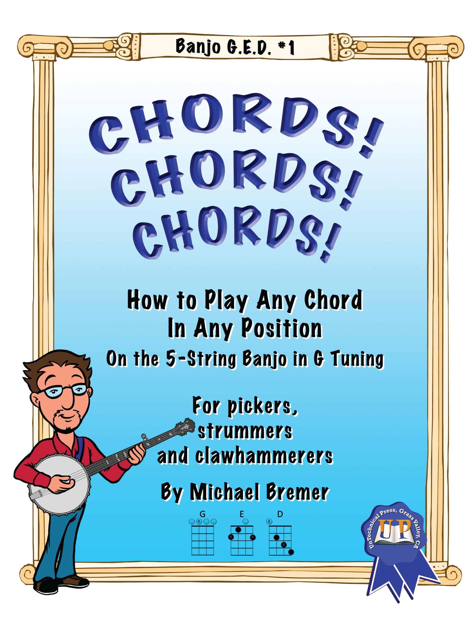 Banjo GED #1: Chords! Chords! Chords! PDF