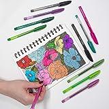 Zebra Pen Doodlerz Gel Stick Pen, Bold