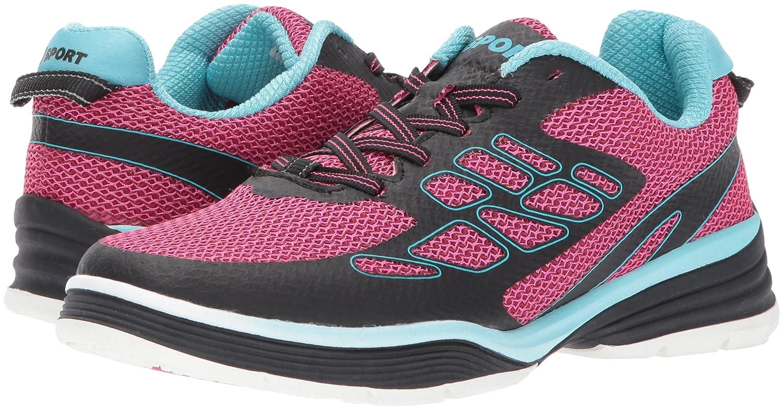 JSport by Jambu Women's Sport Walker Fashion Sneaker B072BHS9Y1 7 B(M) US|Hot Pink/Black