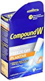 Compound W-Maximum Freeze-Freeze Off Plantar -8 Applications & 8 Cushion Pads Kit Safe, Fast & Effective