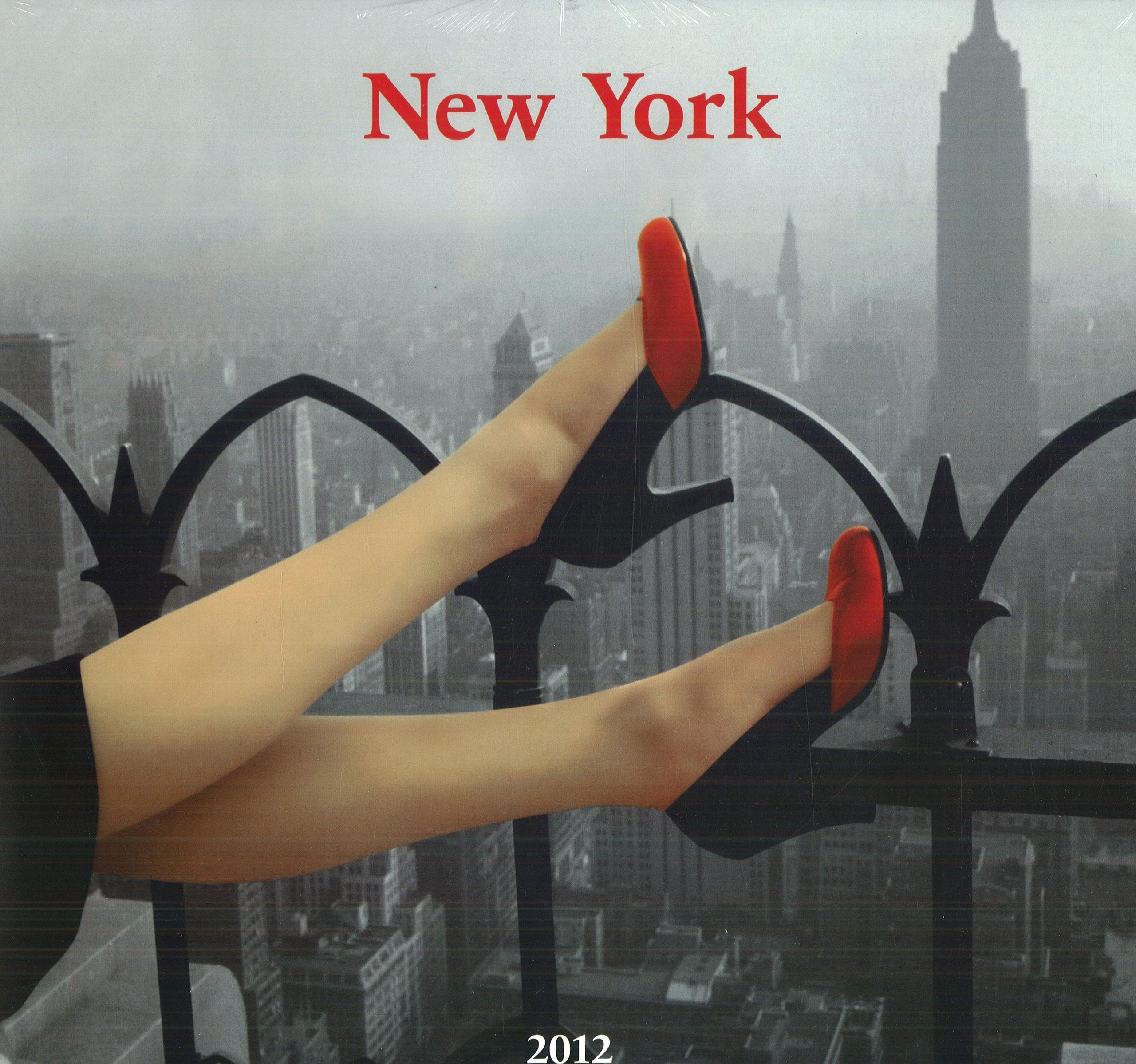 New York 2012: Wall Calendar (Wall Calendars)