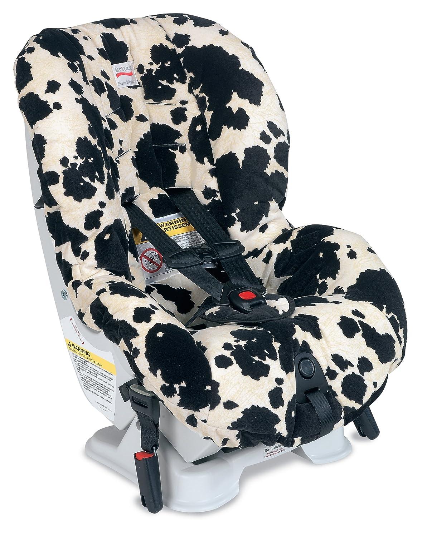 Amazon.com : Britax Roundabout Convertible Car Seat, Cowmooflage ...