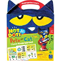 Educational Insights Hot Dots Jr. Pete Kindergarten Set