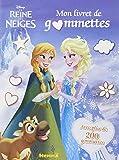 Disney - La Reine des Neiges - Mon livret de gommettes