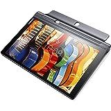 Lenovo Yoga Tablet 3 Pro 25,6 cm (10,1 Zoll QHD) Convertible Tablet-PC (Intel Atom x5-Z8500 Quad-Core Prozessor, 2GB RAM, 32GB eMMC, Touchscreen, LTE, integrierter Projektor/Beamer, Android 5.1) schwarz