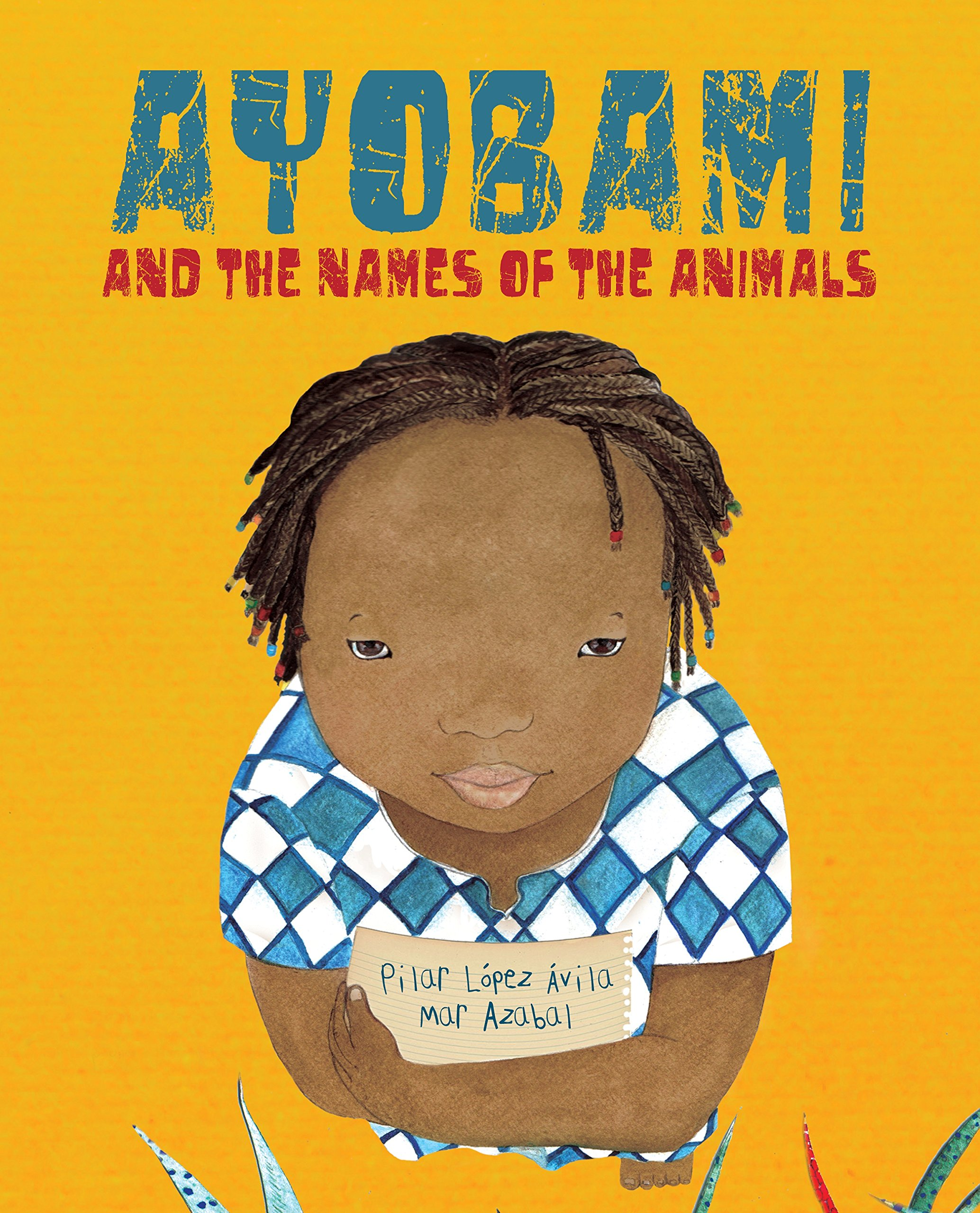 Ayobami and the Names of the Animals