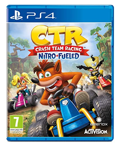 8e8b5fc22 Buy Crash Team Racing - Nitro Fueled (PS4) Online at Low Prices in India |  ACTIVISION Video Games - Amazon.in