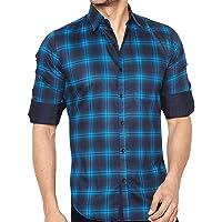 Global Rang Men's Cotton Shirt