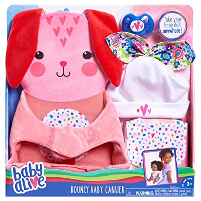 Baby Alive Soft Baby Carrier: Toys & Games