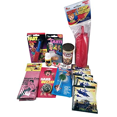 The One Stop Fun Shop Starter Prank Kit: Toys & Games